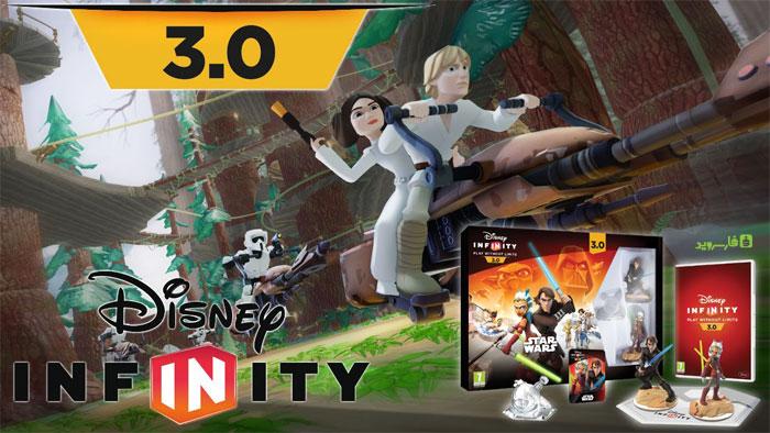 دانلود Disney Infinity: Toy Box - بازی جعبه اسباب بازی 3 دیزنی اندروید + دیتا