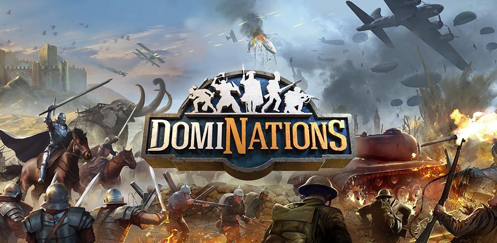 """دانلود DomiNations - بازی """"سلطنت"""" اندروید + دیتا"""