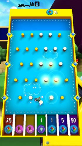 Domo Jump Android - بازی اندروید