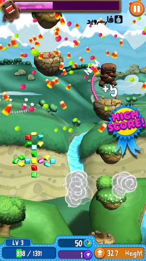 Domo Jump Android - بازی جدید دومو جامپ اندروید