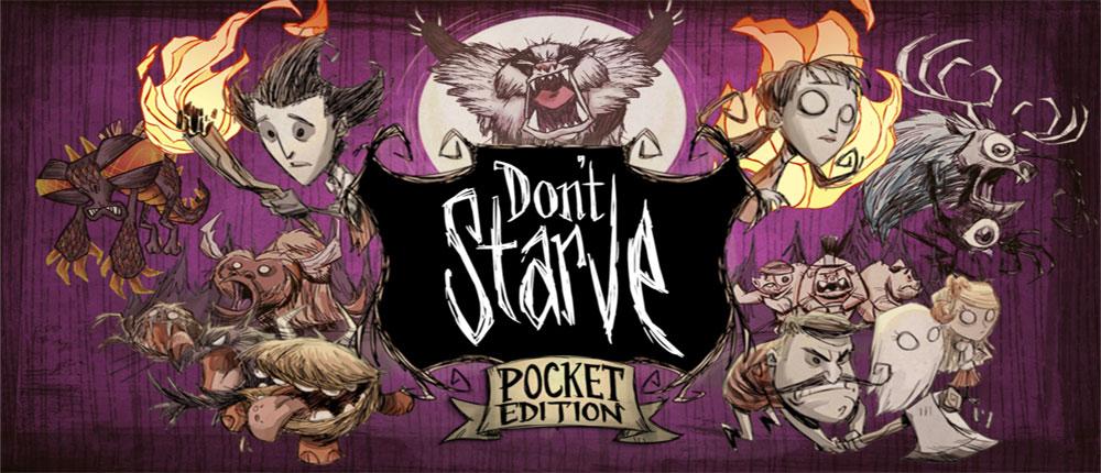 دانلود Don't Starve Pocket Edition - بازی فکری خارق العاده اندروید + دیتا