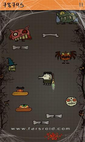 دانلود Doodle Jump 3.11.12 – بازی اعتیادآور و پرطرفدار دودل جامپ اندروید + مود
