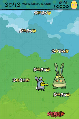 Doodle Jump Easter Special Android - بازی اندروید