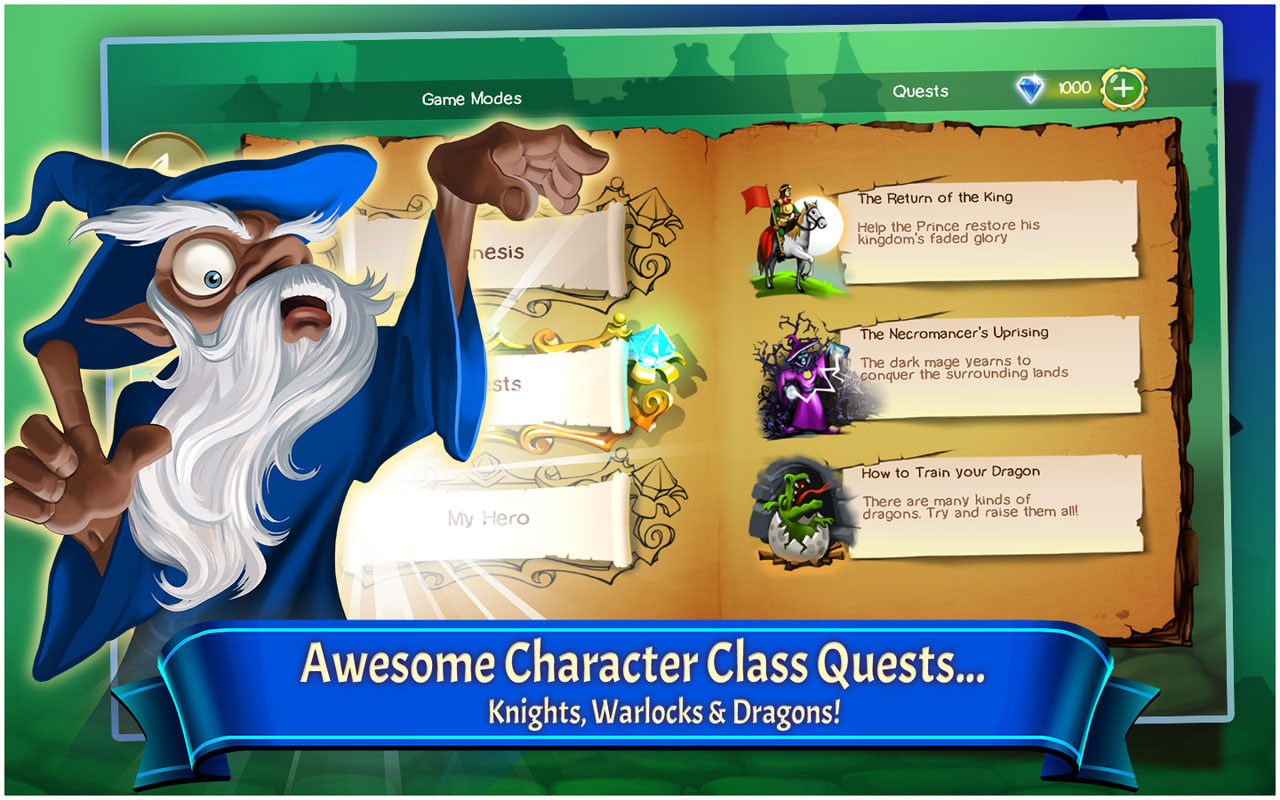 Doodle Kingdom HD Android - بازی رایگان اندروید