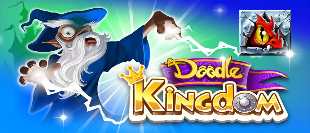دانلود Doodle Kingdom HD - بازی اچ دی قرون وسطی اندروید + تریلر