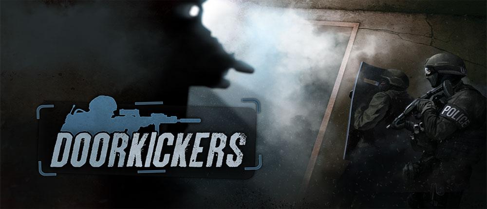 دانلود Door Kickers - بازی اکشن و کماندویی اندروید + دیتا