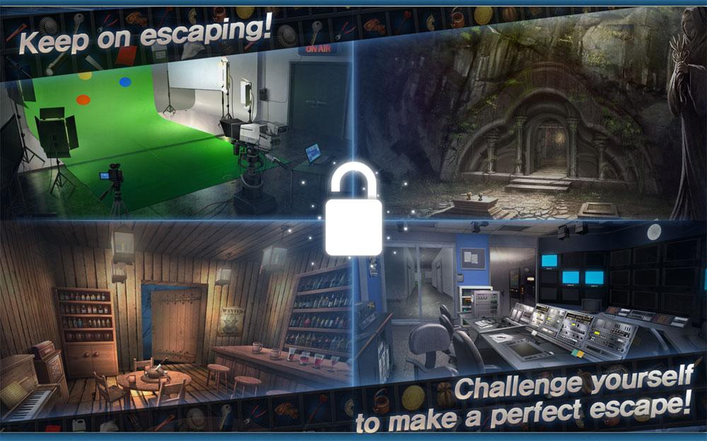 دانلود Doors&Rooms 2 1.3.0 – بازی معمایی درها و اتاق ها 2 اندروید + دیتا