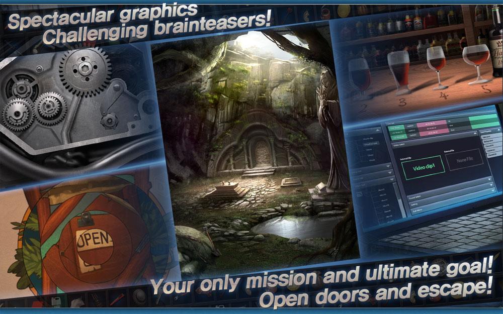 Doors&Rooms 2 Android - بازی معمایی اندروید