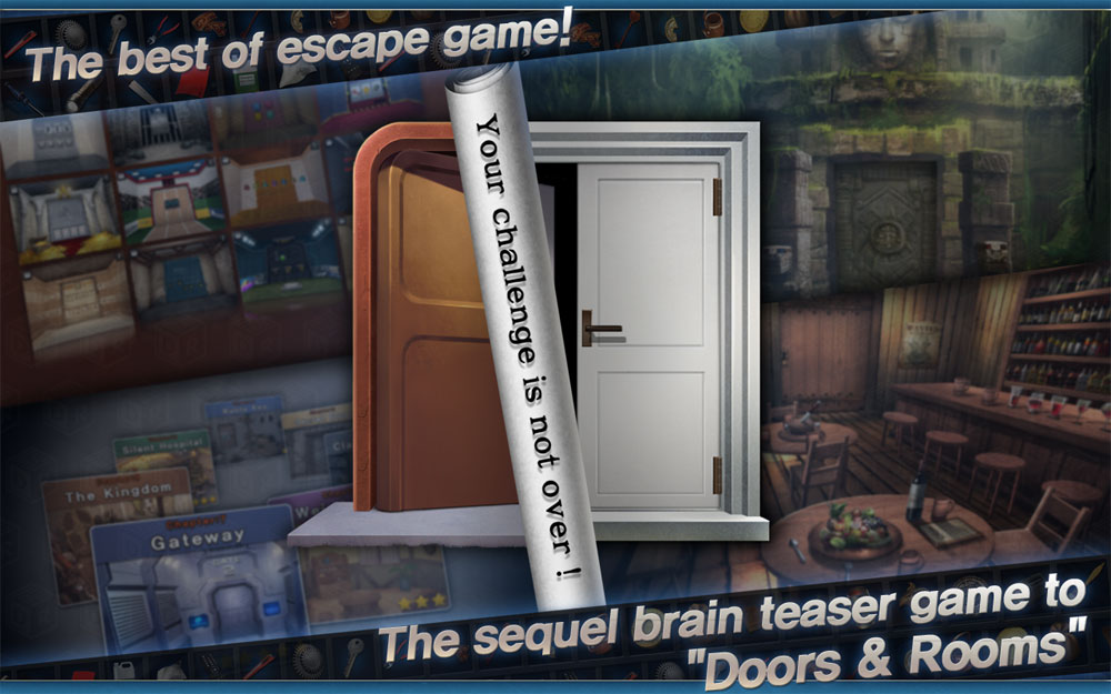 Download Doors&Rooms 2 Android Apk + Obb - New Free Google Play