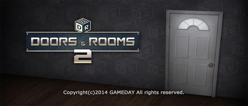 دانلود Doors&Rooms 2 v1.0.0 - بازی معمایی درها و اتاق ها 2 اندروید + دیتا
