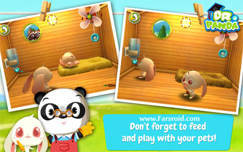 Download Dr. Panda's Home Android Apk + Obb - NEW