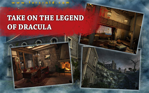 Dracula 4:The Shadow of the Dragon v1.0.0. - بازی آندروید