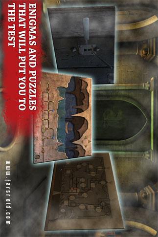 Dracula 5: The Blood Legacy HD - بازی اندروید