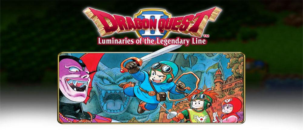 دانلود Dragon Quest II - بازی نقش آفرینی پویش اژدها 2 اندروید + مود