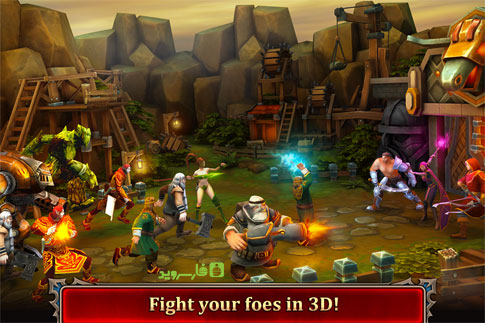 Download Dragon Warlords Android Apk + Obb SD - Google Play