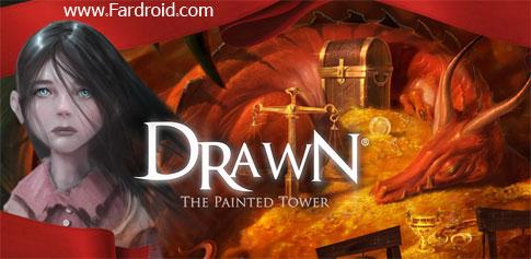 دانلود Drawn: The Painted Tower - بازی برج نقاشی اندروید + دیتا