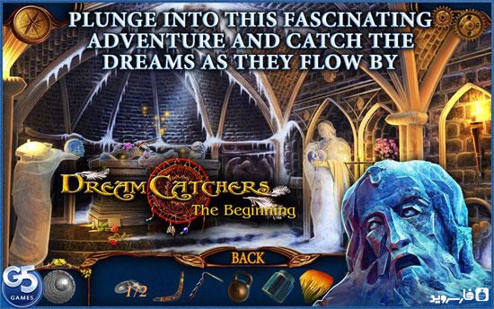 دانلود Dream Catchers: The Beginning - بازی ماجرایی اندروید!