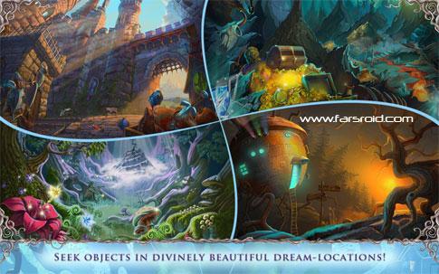 Dream: Hidden Adventure Android - بازی ماجراجویی اندروید