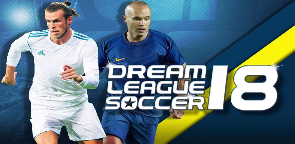 دانلود Dream League Soccer 2017 - بازی لیگ فوتبال رویایی 2017 اندروید + مود + دیتا