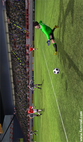 Dream League Soccer Android بازی اندروید