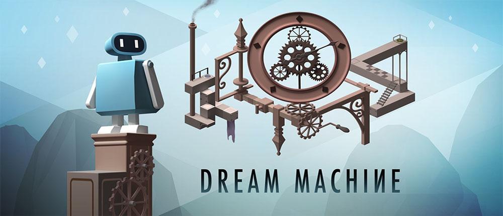 دانلود Dream Machine - The Game - بازی خارق العاده ماشین رویایی اندروید + مود