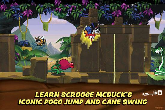 DuckTales: Remastered Android - بازی جدید اندروید - رایگان