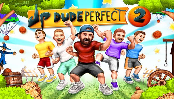 دانلود Dude Perfect 2 - بازی بسکتبال Fun اندروید + مود