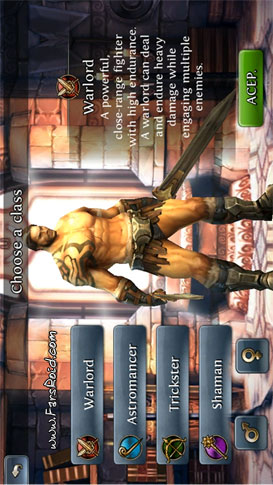 دانلود Dungeon Hunter 3 1.5.0 – بازی شکارچی سیاه چال 3 اندروید + دیتا