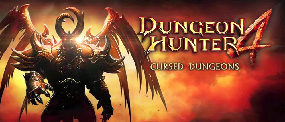 دانلود بازی حماسی Dungeon Hunter 4 + فایل دیتا برای اندروید