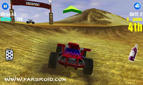 Dust: Offroad Racing - Gold Android