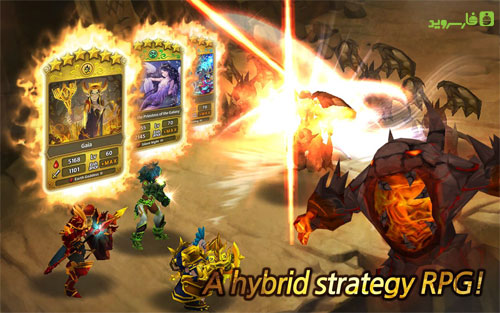 Download ELUNE SAGA Android Apk Original - New Free Google Play