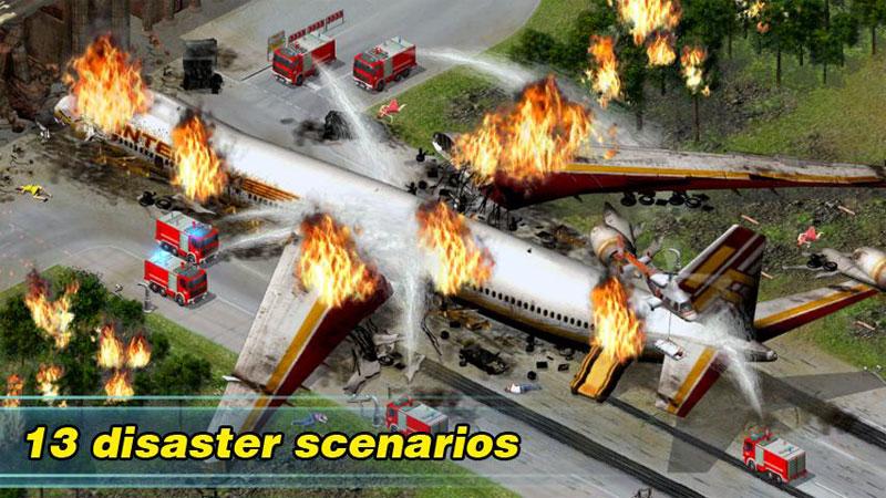 دانلود EMERGENCY 1.04 – بازی آتش نشان حرفه ای اندروید + مود + دیتا