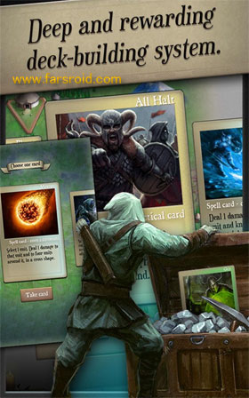 EMPIRE: Deck Building Strategy Android بازی اندروید