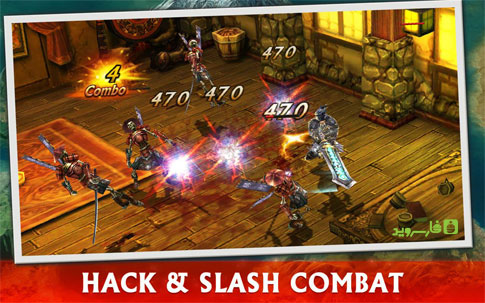 ETERNITY WARRIORS 3 Android - بازی جدید اندروید