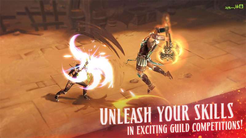 Download ETERNITY WARRIORS 4 Android Glu Mobile Apk + Obb SD - Google Play