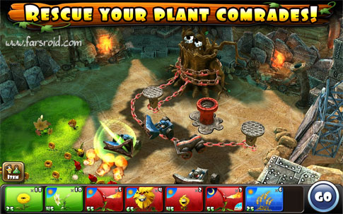 Download Eden to Green Android Apk + Obb - New Free