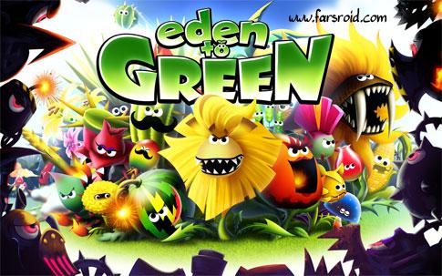 دانلود Eden to Green - بازی اچ دی بهشت سبز اندروید + دیتا