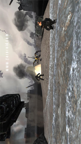Edge of Tomorrow Game - بازی اکشن اندروید