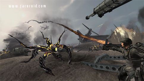 Download Edge of Tomorrow Game Android Apk + Obb - Google Play