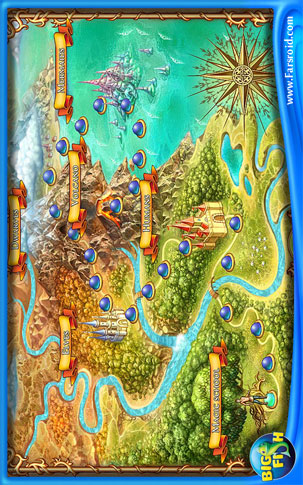 Emerland Solitaire Android بازی اندروید