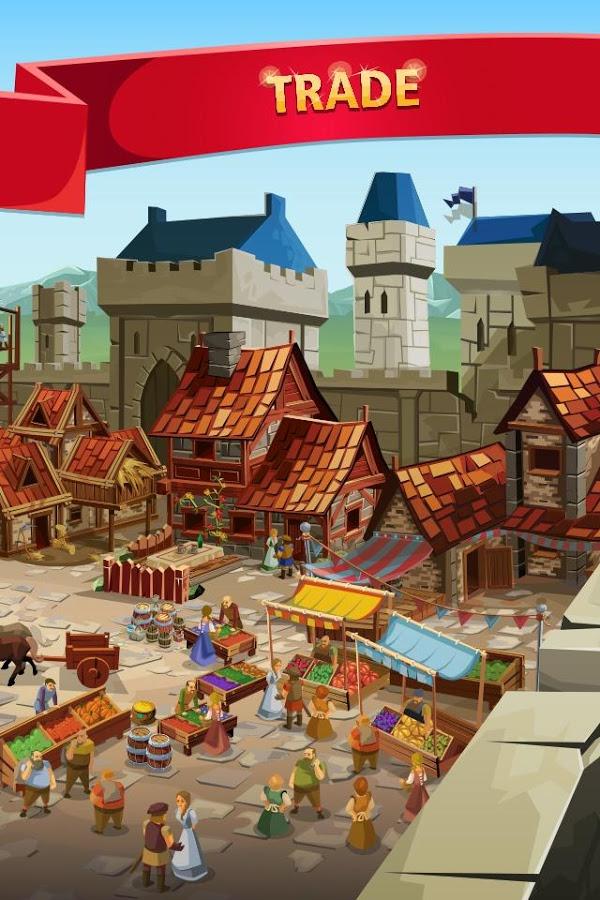 Empire: Four Kingdoms Android - بازی جدید اندروید