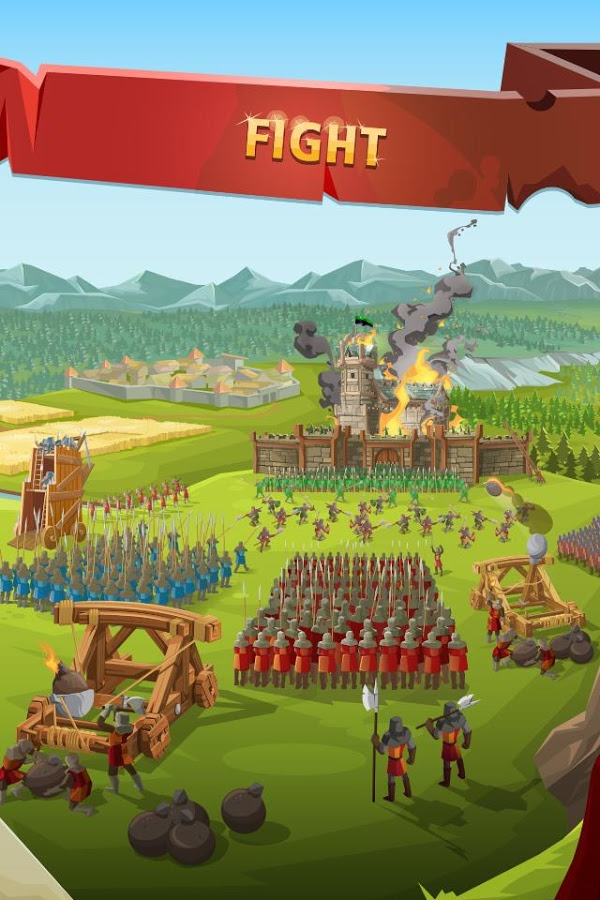 Download Empire: Four Kingdoms Android Apk - New Google Play