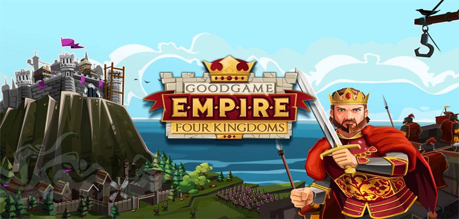 دانلود Empire: Four Kingdoms - بازی استراتژی آنلاین اندروید!