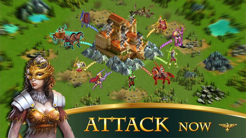 دانلود Empire:Rome Rising 1.50 – بازی استراتژی طلوع روم اندروید!