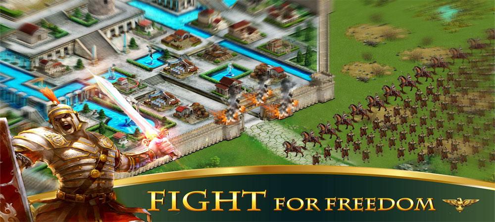 دانلود Empire:Rome Rising - بازی استراتژی طلوع روم اندروید!