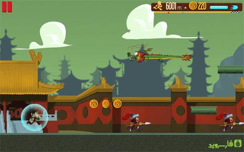 Empire Run Android - بازی جدید اندروید