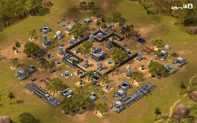 دانلود Empires and Allies 1.98.1333993.production – بازی استراتژی امپراطوران و متفقین اندروید!