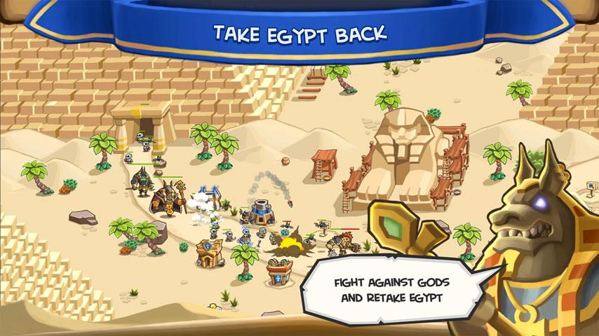 """دانلود Empires of Sand 3.53 – بازی استراتژی """"امپراطوری شن زار"""" اندروید + مود"""