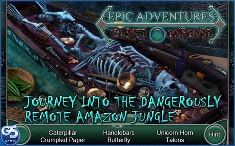 Epic Adventures:Cursed Onboard Android
