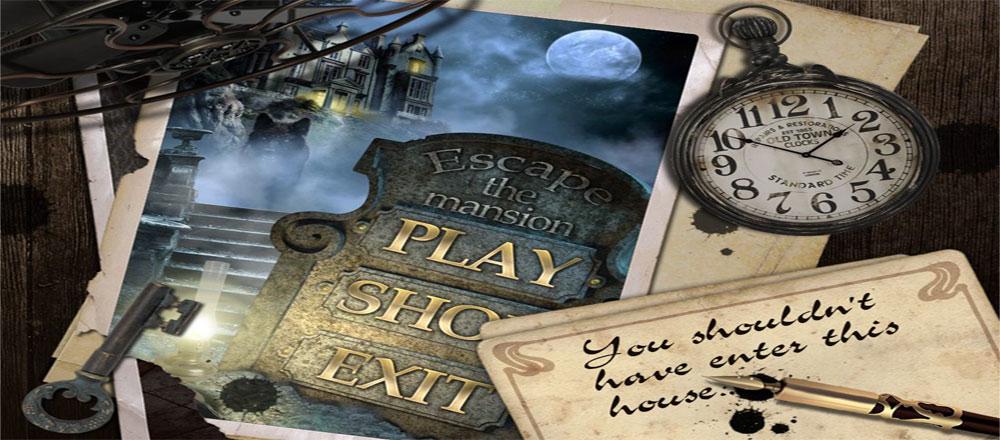 """دانلود Escape the Mansion - بازی فکری """"فرار از عمارت"""" اندروید + مود"""